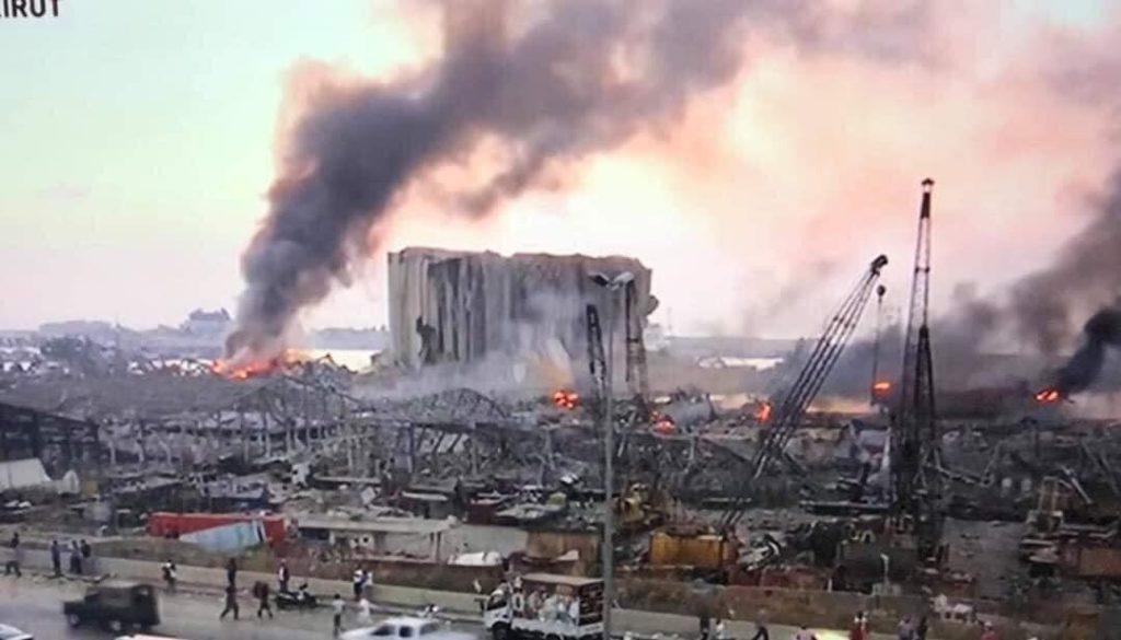 ภัยพิบัติ ปี 2020 4
