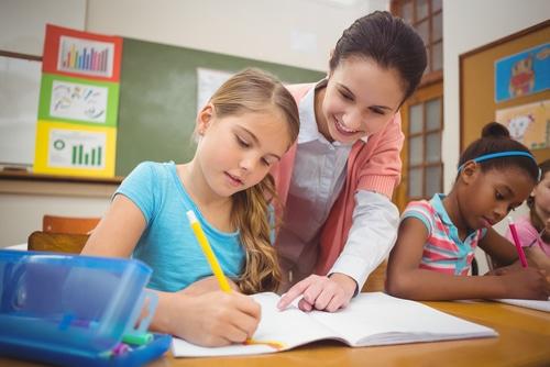 การเป็นคุณครูที่เด็กรัก