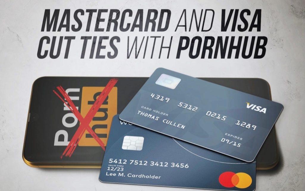 Pornhub เผยแพร่วิดิโอที่ไม่สมยอม