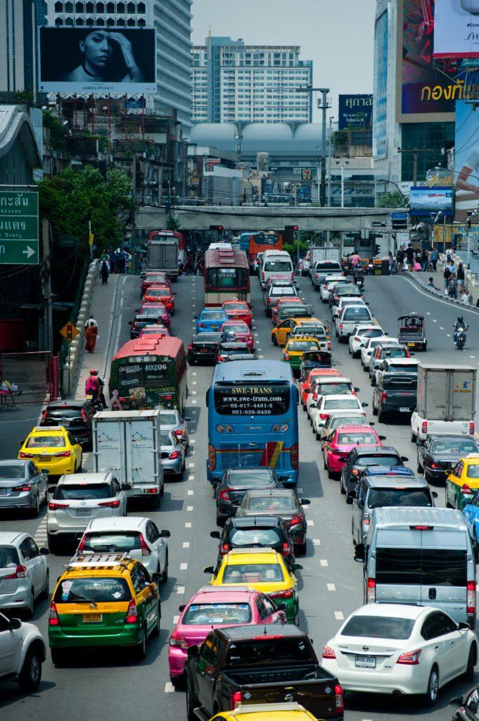 PM 2.5 ส่งผลกระทบในกรุงเทพมหานคร