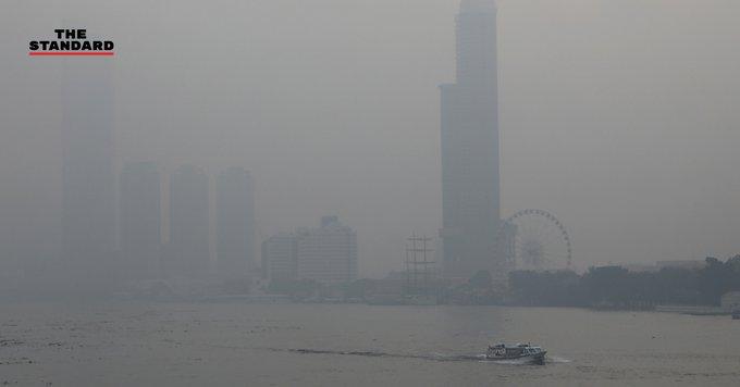 ฝุ่น PM 2.5 ใน กทม