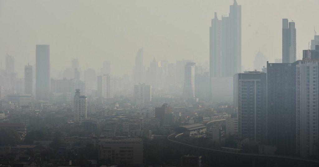 ภาวะฝุ่น PM 2.5
