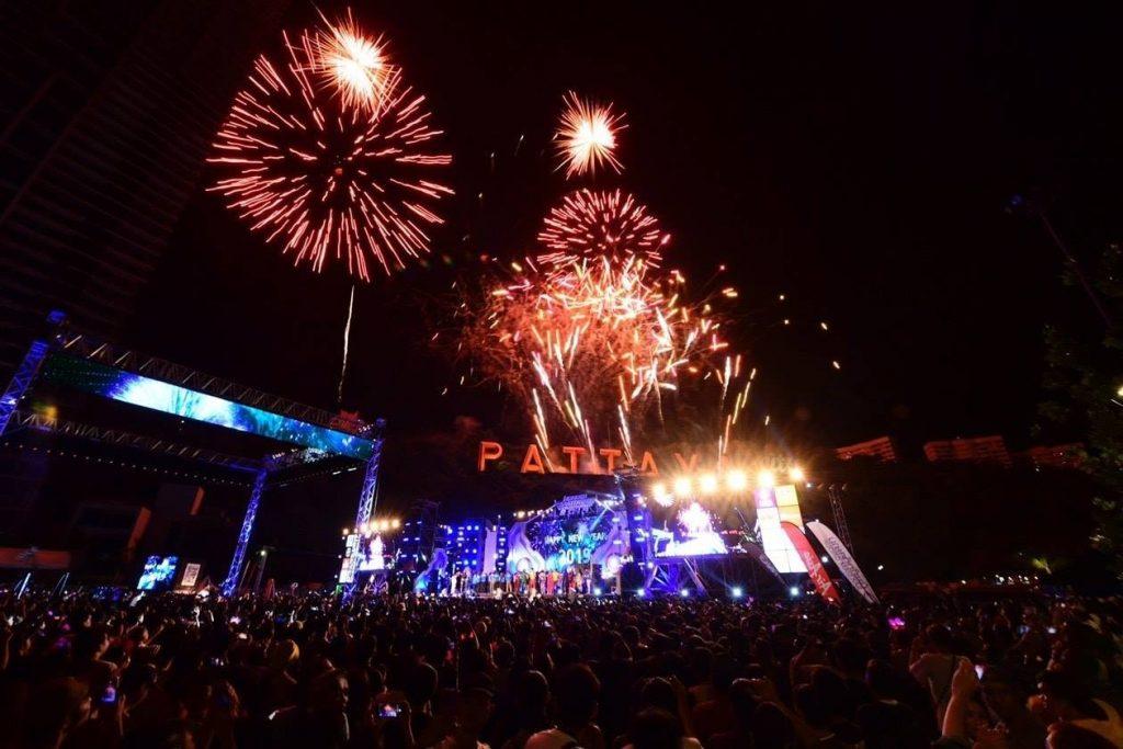 Pattaya Countdown 2021