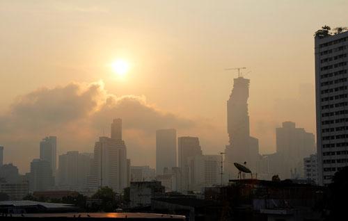 ฝุ่น PM 2.5 สภาพอากาศ