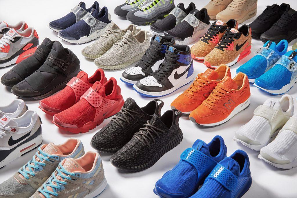 ประเภทสินค้าออนไลน์ รองเท้า