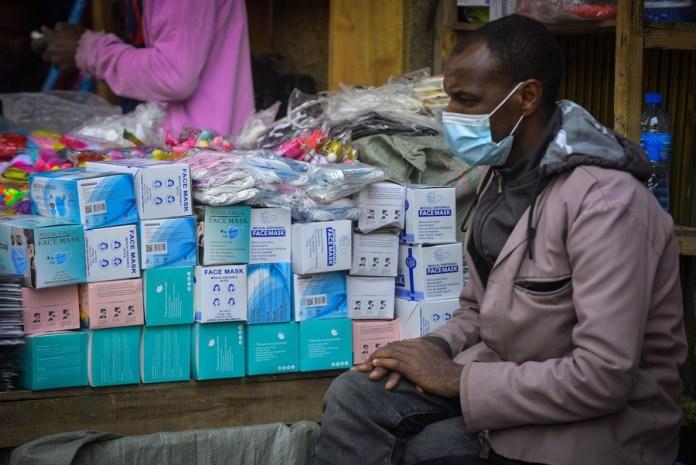 การระบาดของโรคโควิด 19 ประเทศแอฟริกาใต้