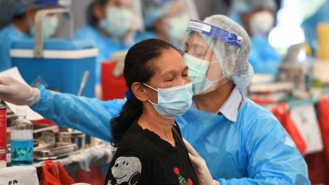 การเจรจาเรื่อง วัคซีนป้องกันโรคโควิด