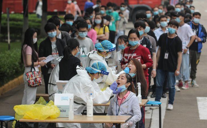 การแพร่ระบาดของโรคโควิด