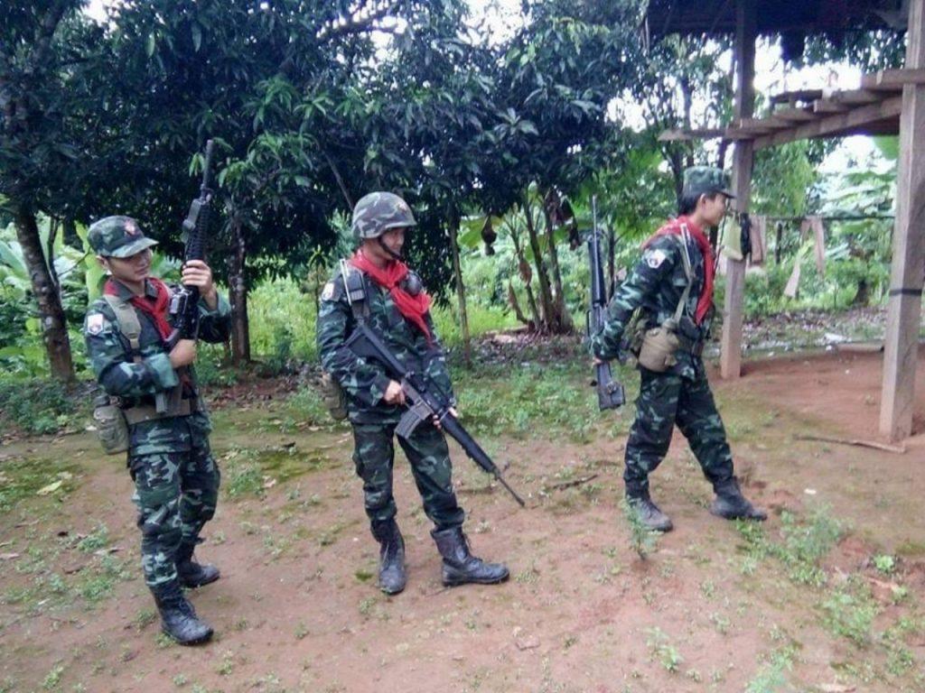กระแสล้อเลียน ทหารตามแนวชายแดนไทยพม่า