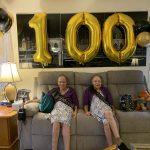 ฉลองแฝดอายุครบ 100 ปี