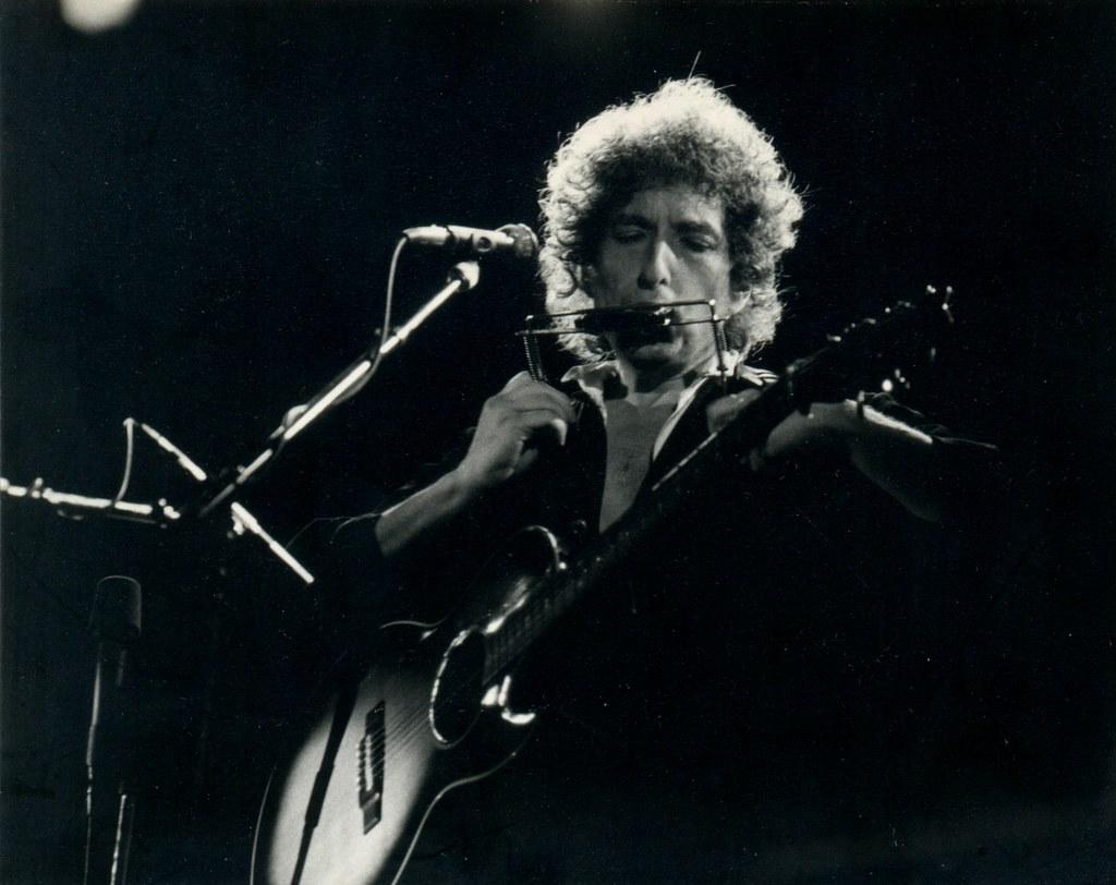 อัลบั้มของ Bob Dylan