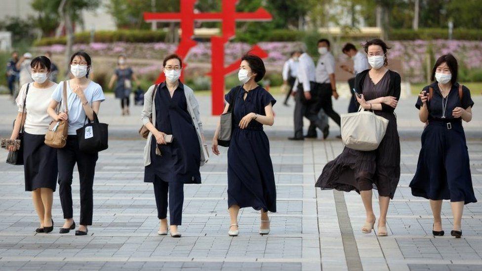 ประเทศญี่ปุ่นขยาย พรบ.ฉุกเฉิน - มียอดผู้ติดเชื้อถึงหนึ่งหมื่นคน