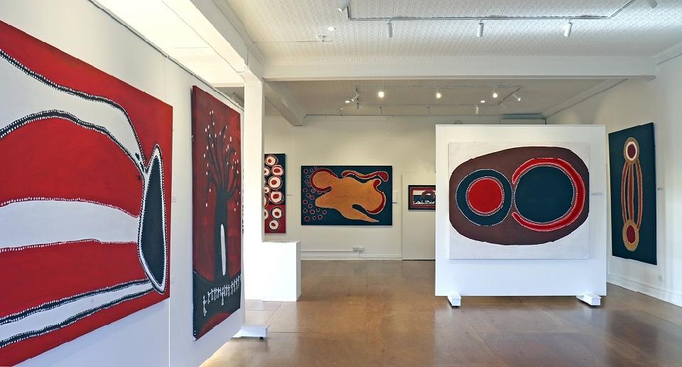 ออสเตรเลียส่งงานศิลปะ - มูลค่าถึง 2.2 ล้านดอลลาร์
