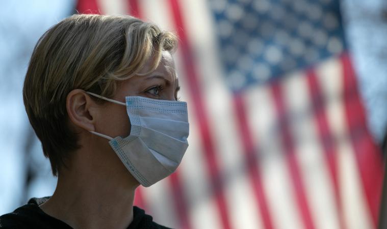 ชาวอเมริกันไม่พอใจหนัก -ไวรัสโควิดระลอกใหม่ที่เป็นสายพันธุ์เดลต้า