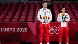 ความกดดันของนักกีฬาจีน